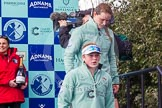 The Boat Race season 2016 -  The Cancer Research Women's Boat Race. River Thames between Putney Bridge and Mortlake, London SW15,  United Kingdom, on 27 March 2016 at 14:47, image #337