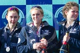 The Boat Race season 2016 -  The Cancer Research Women's Boat Race. River Thames between Putney Bridge and Mortlake, London SW15,  United Kingdom, on 27 March 2016 at 14:50, image #382