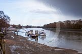 The Boat Race season 2016 -  The Cancer Research Women's Boat Race. River Thames between Putney Bridge and Mortlake, London SW15,  United Kingdom, on 27 March 2016 at 10:53, image #8