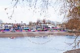 The Boat Race season 2016 -  The Cancer Research Women's Boat Race. River Thames between Putney Bridge and Mortlake, London SW15,  United Kingdom, on 27 March 2016 at 11:05, image #12