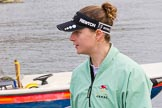 The Boat Race season 2017 - Women's Boat Race Fixture CUWBC vs Univerity of London: CUWBC's 7, Myriam Goudet. River Thames between Putney Bridge and Mortlake, London SW15,  United Kingdom, on 19 February 2017 at 15:15, image #7