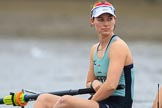 The Boat Race season 2018 - Women's Boat Race Trial Eights (CUWBC, Cambridge): Thea Zabell, 6 on Expecto Patronum. River Thames between Putney Bridge and Mortlake, London SW15,  United Kingdom, on 05 December 2017 at 12:38, image #41