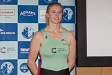 The Boat Race season 2017 - Crew Announcement and Weigh-In: Holly Hill (Downing) studies Human, Social and Political Sciences. The Francis Crick Institute, London NW1,  United Kingdom, on 14 March 2017 at 11:27, image #39