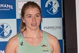 The Boat Race season 2017 - Crew Announcement and Weigh-In: Alice White (Homerton) studies for an MPhil in Basic and Translational Neuroscience. The Francis Crick Institute, London NW1,  United Kingdom, on 14 March 2017 at 11:28, image #46