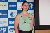 The Boat Race season 2017 - Crew Announcement and Weigh-In: French Myriam Goudet (Lucy Cavendish), PHD. The Francis Crick Institute, London NW1,  United Kingdom, on 14 March 2017 at 11:29, image #50