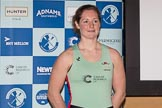 The Boat Race season 2017 - Crew Announcement and Weigh-In: Melissa Wilson (Lucy Cavendish) studies Law. The Francis Crick Institute, London NW1,  United Kingdom, on 14 March 2017 at 11:30, image #56