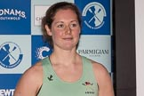 The Boat Race season 2017 - Crew Announcement and Weigh-In: Melissa Wilson (Lucy Cavendish) studies Law. The Francis Crick Institute, London NW1,  United Kingdom, on 14 March 2017 at 11:30, image #57