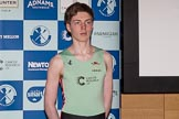 The Boat Race season 2017 - Crew Announcement and Weigh-In: Matthew Holland (Gonville & Caius) studies Natural Sciences. The Francis Crick Institute, London NW1,  United Kingdom, on 14 March 2017 at 11:30, image #63