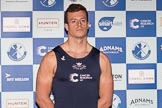 The Boat Race season 2017 - Crew Announcement and Weigh-In: Michael DiSanto (OUBC). The Francis Crick Institute, London NW1,  United Kingdom, on 14 March 2017 at 11:39, image #99