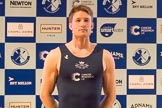 The Boat Race season 2017 - Crew Announcement and Weigh-In: James Cook (OUBC). The Francis Crick Institute, London NW1,  United Kingdom, on 14 March 2017 at 11:40, image #103