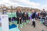 The Boat Race season 2017 -  The Cancer Research Women's Boat Race. River Thames between Putney Bridge and Mortlake, London SW15,  United Kingdom, on 02 April 2017 at 14:39, image #20