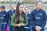 The Boat Race season 2017 -  The Cancer Research Women's Boat Race. River Thames between Putney Bridge and Mortlake, London SW15,  United Kingdom, on 02 April 2017 at 14:40, image #22
