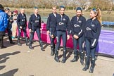 The Boat Race season 2017 -  The Cancer Research Women's Boat Race. River Thames between Putney Bridge and Mortlake, London SW15,  United Kingdom, on 02 April 2017 at 14:58, image #34
