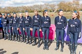 The Boat Race season 2017 -  The Cancer Research Women's Boat Race. River Thames between Putney Bridge and Mortlake, London SW15,  United Kingdom, on 02 April 2017 at 14:58, image #35