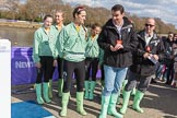 The Boat Race season 2017 -  The Cancer Research Women's Boat Race. River Thames between Putney Bridge and Mortlake, London SW15,  United Kingdom, on 02 April 2017 at 14:58, image #36