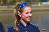 The Boat Race season 2017 -  The Cancer Research Women's Boat Race. River Thames between Putney Bridge and Mortlake, London SW15,  United Kingdom, on 02 April 2017 at 14:59, image #39