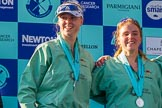 The Boat Race season 2017 -  The Cancer Research Women's Boat Race. River Thames between Putney Bridge and Mortlake, London SW15,  United Kingdom, on 02 April 2017 at 17:11, image #227