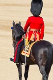 The Colonel's Review 2011: The Adjutant of the Parade, Captain Hamish Barne, 1st Battalion Scots Guards.. Horse Guards Parade, Westminster, London SW1,  United Kingdom, on 04 June 2011 at 10:35, image #49