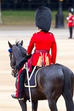 The Major General's Review 2011: The Adjutant of the Parade, Captain Hamish Barne, 1st Battalion Scots Guards.. Horse Guards Parade, Westminster, London SW1, Greater London, United Kingdom, on 28 May 2011 at 10:35, image #61