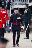 The Major General's Review 2011: A Lieutenant Colonel from the Royal Army Medical Corps.. Horse Guards Parade, Westminster, London SW1, Greater London, United Kingdom, on 28 May 2011 at 12:13, image #291