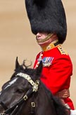 Trooping the Colour 2011: Lieutenant General James Jeffrey Corfield Bucknall, CBE, OW, Colonel Coldstream Guards. He is currently Deputy Commander of the ISAF in Afghanistan.. Horse Guards Parade, Westminster, London SW1, Greater London, United Kingdom, on 11 June 2011 at 11:02, image #150