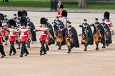 The Colonel's Review 2012: Pipers of the Band of the Irish Guards.. Horse Guards Parade, Westminster, London SW1,  United Kingdom, on 09 June 2012 at 10:24, image #53