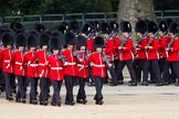 The Colonel's Review 2012: No. 4 Guard (Nijmegen Company Grenadier Guards).. Horse Guards Parade, Westminster, London SW1,  United Kingdom, on 09 June 2012 at 10:26, image #65