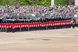 The Colonel's Review 2012: No. 6 guard (F Company Scots Guards).. Horse Guards Parade, Westminster, London SW1,  United Kingdom, on 09 June 2012 at 10:28, image #68