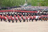 The Colonel's Review 2012: The Collection of the Colour, Massed Bands marching.. Horse Guards Parade, Westminster, London SW1,  United Kingdom, on 09 June 2012 at 11:14, image #251