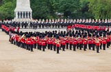 The Colonel's Review 2012: The March Past - No. 2 and No. 3 Guard, in front the Massed Bands.. Horse Guards Parade, Westminster, London SW1,  United Kingdom, on 09 June 2012 at 11:47, image #355