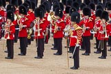 The Colonel's Review 2012: Senior Drum Major, M Betts, Grenadier Guards, with the Band of the Welsh Guards... Horse Guards Parade, Westminster, London SW1,  United Kingdom, on 09 June 2012 at 11:48, image #367