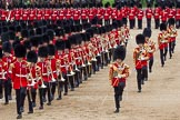 The Colonel's Review 2012: Massed Bands and the five Drum Majors.. Horse Guards Parade, Westminster, London SW1,  United Kingdom, on 09 June 2012 at 11:49, image #376