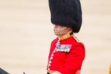 Trooping the Colour 2012: A close-up view of Colonel Coldstream Guards - Lieutenant General J J C Bucknall.. Horse Guards Parade, Westminster, London SW1,  United Kingdom, on 16 June 2012 at 11:03, image #203