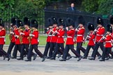 The Colonel's Review 2013: Musicians of the Band of the Welsh Guards.. Horse Guards Parade, Westminster, London SW1,  United Kingdom, on 08 June 2013 at 10:31, image #125
