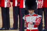 The Colonel's Review 2013: Welsh Guards Drummer.. Horse Guards Parade, Westminster, London SW1,  United Kingdom, on 08 June 2013 at 10:32, image #140