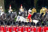 The Colonel's Review 2013: Major General Commanding the Household Division and General Officer Commanding London District, Major George Norton, during the Inspection of the Line.. Horse Guards Parade, Westminster, London SW1,  United Kingdom, on 08 June 2013 at 11:05, image #375