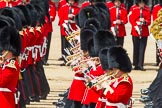 The Colonel's Review 2013: Tthe Massed Bands as they are playing the Grenadiers Slow March.. Horse Guards Parade, Westminster, London SW1,  United Kingdom, on 08 June 2013 at 11:23, image #560