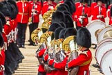 The Colonel's Review 2013: Tthe Massed Bands as they are playing the Grenadiers Slow March.. Horse Guards Parade, Westminster, London SW1,  United Kingdom, on 08 June 2013 at 11:23, image #562