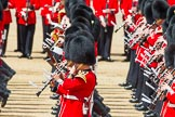 The Colonel's Review 2013: Tthe Massed Bands as they are playing the Grenadiers Slow March.. Horse Guards Parade, Westminster, London SW1,  United Kingdom, on 08 June 2013 at 11:24, image #564