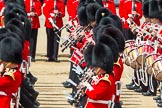 The Colonel's Review 2013: Tthe Massed Bands as they are playing the Grenadiers Slow March.. Horse Guards Parade, Westminster, London SW1,  United Kingdom, on 08 June 2013 at 11:24, image #565