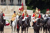 The Colonel's Review 2013: The Life Guards and The Blue Royals.. Horse Guards Parade, Westminster, London SW1,  United Kingdom, on 08 June 2013 at 11:29, image #599
