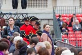 Major General's Review 2013: Chelsea pensioner. Horse Guards Parade, Westminster, London SW1,  United Kingdom, on 01 June 2013 at 09:39, image #12