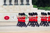 Major General's Review 2013: Musicians of the Band of the Irish Guards.. Horse Guards Parade, Westminster, London SW1,  United Kingdom, on 01 June 2013 at 10:16, image #58