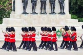 Major General's Review 2013: Musicians of the Band of the Irish Guards.. Horse Guards Parade, Westminster, London SW1,  United Kingdom, on 01 June 2013 at 10:16, image #59