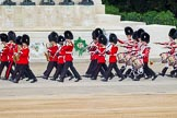 Major General's Review 2013: Musicians of the Band of the Grenadier Guards and Drummers of the Band of the Grenadier Guards.. Horse Guards Parade, Westminster, London SW1,  United Kingdom, on 01 June 2013 at 10:27, image #94