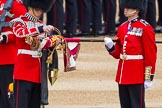 Major General's Review 2013: The uncasing of the Colour.. Horse Guards Parade, Westminster, London SW1,  United Kingdom, on 01 June 2013 at 10:32, image #127