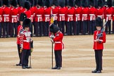 Major General's Review 2013: The Colour has been uncased.. Horse Guards Parade, Westminster, London SW1,  United Kingdom, on 01 June 2013 at 10:32, image #131