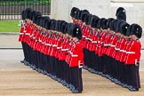 Major General's Review 2013: No.2 Guard, 1st Battalion Welsh Guards.. Horse Guards Parade, Westminster, London SW1,  United Kingdom, on 01 June 2013 at 10:33, image #137