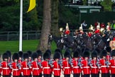 Major General's Review 2013: The Mounted Bands of the Household Cavalry are marching down Horse Guards Road.. Horse Guards Parade, Westminster, London SW1,  United Kingdom, on 01 June 2013 at 10:57, image #231