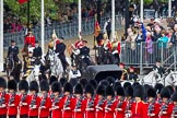 Major General's Review 2013: The Queen's Head Coachman, Mark Hargreaves arrives at Horse Guards Parade.. Horse Guards Parade, Westminster, London SW1,  United Kingdom, on 01 June 2013 at 10:58, image #240
